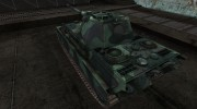 Шкурка для Panther II norway forest for World Of Tanks miniature 3
