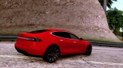 Tesla Model S for GTA San Andreas miniature 3