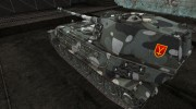 VK4502(P) Ausf B 1 for World Of Tanks miniature 3