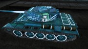 Шкурка для Т-44 for World Of Tanks miniature 2