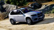 2012 BMW X5M Special for GTA 5 miniature 1