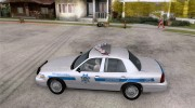 Ford Crown Victoria Arizona Police for GTA San Andreas miniature 2