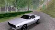 AMC Javelin AMX 401 1971 for GTA San Andreas miniature 8