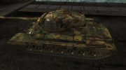 Шкурка для T32 Temperate Ghost for World Of Tanks miniature 2