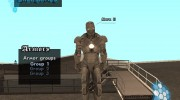 Iron Man for GTA San Andreas miniature 2