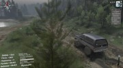 Chevy K5 Blazer 1975 for Spintires 2014 miniature 9