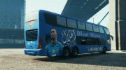 Al-Hilal S.F.C Bus for GTA 5 miniature 4