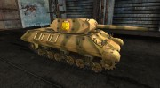 Шкурка для M10 Wolverine Brazil for World Of Tanks miniature 5
