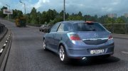 Opel Astra H for Euro Truck Simulator 2 miniature 2