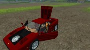 Ferrari 288 GTO для Farming Simulator 2013 миниатюра 8