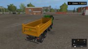 Mercedes-Benz Arocs 3245 v1.1 for Farming Simulator 2017 miniature 3