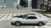 Dodge Challenger Concept Slipknot Edition for GTA 4 miniature 2