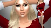 Elena Andrea for Sims 4 miniature 1