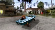 Hot-Boat-Rot for GTA San Andreas miniature 4