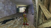 Ronald McDonald for Counter Strike 1.6 miniature 2