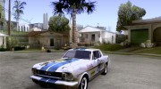 Ford Mustang 1965 for GTA San Andreas miniature 1