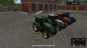 ZETOR PROXIMA 120 MULTICOLOR v1.0.0.0 for Farming Simulator 2017 miniature 1