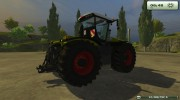 Claas Xerion 5000 for Farming Simulator 2013 miniature 2