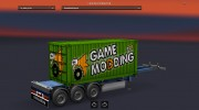 Mod GameModding trailer by Vexillum v.2.0 для Euro Truck Simulator 2 миниатюра 8