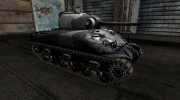 Шкурка для M4 Sherman for World Of Tanks miniature 5