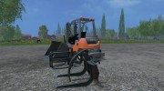 Toyota Forklift for Farming Simulator 2015 miniature 3