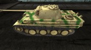 PzKpfw V Panther IRONHI для World Of Tanks миниатюра 2