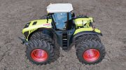 Claas Xerion 4500 for Farming Simulator 2015 miniature 3