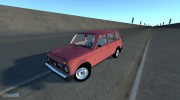 ВАЗ-2131 Нива for BeamNG.Drive miniature 1