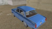 1967 Москвич 408 for GTA Vice City miniature 6