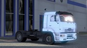 Kamaz 5460 for Euro Truck Simulator 2 miniature 4