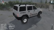УАЗ 3163 Патриот for Spintires 2014 miniature 2