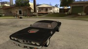 Plymouth Barracuda for GTA San Andreas miniature 1