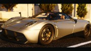 2014 Pagani Huayra 1.1 for GTA 5 miniature 11