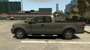 2005 Ford F-150 Extended Cab for GTA 4 miniature 3