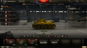 T-50 gold for World Of Tanks miniature 2