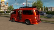 Suzuki Carry for Euro Truck Simulator 2 miniature 3