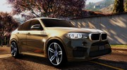 BMW X6M F16 Final for GTA 5 miniature 7