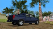 2002 Cadillac Escalde EXT (VC Style) for GTA Vice City miniature 2