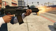 G36K (Animated) for GTA 5 miniature 1