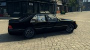 Mercedes S600 W140 for Mafia II miniature 6