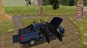 2002 Cadillac Escalde EXT (VC Style) for GTA Vice City miniature 6