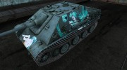 JagdPanther Мику for World Of Tanks miniature 1