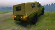 УАЗ-3907 Ягуар for Spintires 2014 miniature 3