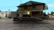 Chrysler New Yorker 1988 для GTA San Andreas миниатюра 4