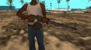 Battlefield Vietnam RPD Light Machine Gun для GTA San Andreas миниатюра 3