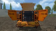 Амкодор 333A ТO-18 Б2 for Farming Simulator 2015 miniature 8