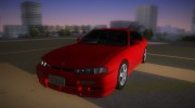 Nissan 200SX s14a for GTA Vice City miniature 4