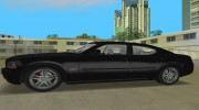 Dodge Charger R/T FBI for GTA Vice City miniature 2