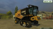 Claas Lexion 770 Terra for Farming Simulator 2013 miniature 1