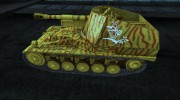 Wespe Gesar 2 for World Of Tanks miniature 2